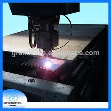 DF-2512 cnc dieboard laser cutting machine thickness 30mm