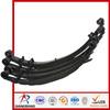 suspension system china leaf spring car spare parts
