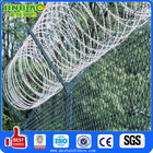 Airport High Security Wire Mesh Fencing System