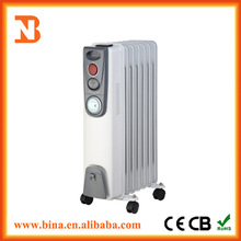 Decorative oil filled radiator heaters for sale
