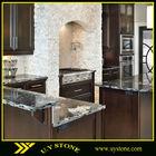 new product Kashmir Black solid color granite countertop