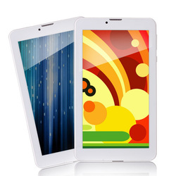 "Top selling Android 4.2 dual sim card 3G phone 7""tablet with bluetooth FM"