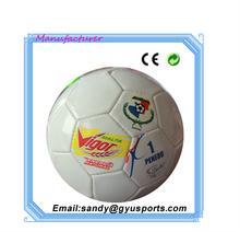 SGY-025 China factory directly wholesale PVC leather pu/pvc/tpu soccer ball,football