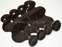 top quality unprocessed soft clean glossy peruvian body wave hiar
