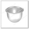 AC125 Anodized Deep Half Sphere Kitchenware Bakeware