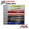 squid fishing lure lead jig head bucktail rubber skirt lure JSM02-5053
