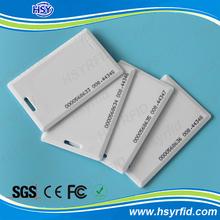 Free design TK4100/ EM4100 contactless control rfid card