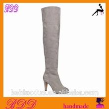 thigh high heel boots