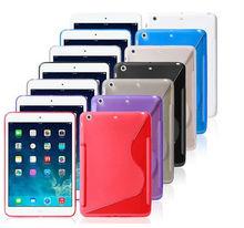 S Line Matte Soft TPU Case For ipad mini&ipad mini 2 retina