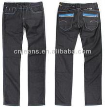 Wholesale Factory Denim Jeans Men and ladies stock lots