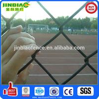 basketball mesh/vinyl coated chain link fence