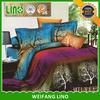 baby pillow comforter/oriental design duvet cover/girl crib bedding sets