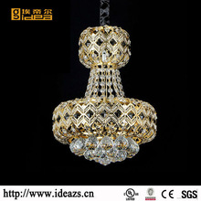 Crystal Decorate Meeting room lodge hung luminaire C0023