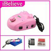 low noise electric nail drill rechargeable nail drill machine battery powered rotary drill