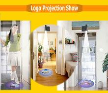 2015 hot selling item sensor projection door light for interior design items
