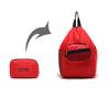 top quality nylon backpack bag, foldable nylon tote gifts bag, promotional nylon gift bags
