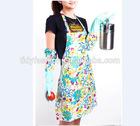 Plastic Waterproof Cheap Baking Cooking Kitchen Adult Apron PVC