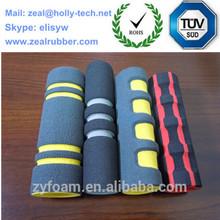 Custom Foam Rubber Handle grip motorcycle/bicycle grip
