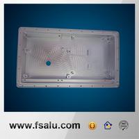 Cnc Maching Aluminum Enclosure For Telecommunication Or Electronic Instrument