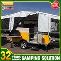 4 x 4 camper trailer com ar condicionado
