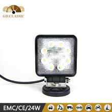 24w led ring light battery powered led work lights