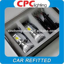 used car 50w led headlight Hi low beam H4 car led headlight