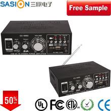 SASION sound amplifier hearing impaired ES - 698D power amplifier pa amplifier