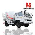 foton forland 4 cbm camión mezclador de concreto de hormigón para la mezcla y transporte