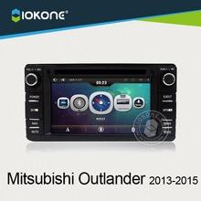 Factory car audio for Mitsubishi Outlander 2013-2015 car dvd gps auto parts navis