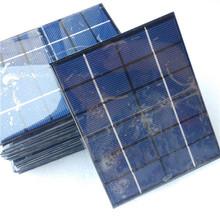 High efficiency small epoxy plate,mini plate,solar panel 9VV 2W poly/mono 136*110mm mini solar module cheap solar panel
