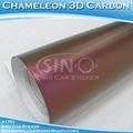 ar em 3d gratis camaleão fibra de carbono vinyl etiqueta design 3d envoltório do carro