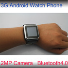1.54inch Capacitive Touch Screen Smartwatch 3G Android Watch Phone with 2MP Camera Bluetooth 4.0 Functions.