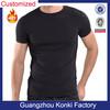 Mens O Neck T-Shirts Tee Shirt Slim Fit Tops New short sleeve t-shirt