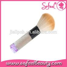 Sofeel plastic handle body makeup brush