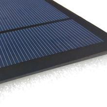 Mini epoxy plate,epoxy resin plate,5W 12V solar panel 200*200mm mini solar module with non-stick protective film made in China