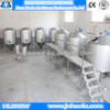 1000L Big Stainless steel brewing equipment fruit and Professional beer equipment/hirlpool brew kettle,conical fermenter, bright