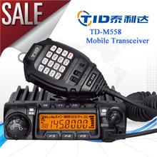 TD-M558 long range 20w/50w/60w output wireless 50w vehicle vhf radio