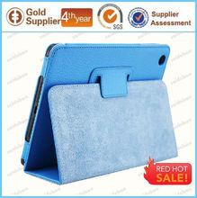 China original custom ipad air/mini case , mini ipad case leather ipad case with stand , leather case for ipad air