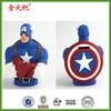 """7"""" Captain America Resin Bust Money Box"""