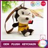 2015 NEW mini plush monkey keychain for sale