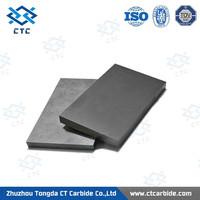 solid tungsten carbide strips blank carbide plates,