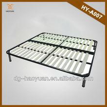 Hotel Project Bedroom Furniture Hotel Bed Frame Wholesales