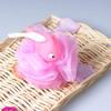 High quality exfoliating puff mesh Animal Bath Ball