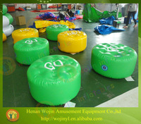 Exciting inflatable floating obstacle for sale