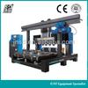 3d marble granite multi head 4 axis cnc router engraver machine