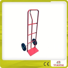 Foldable Hand Trolley With Bottles HT1805