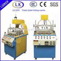 plasti blister edge folding machine