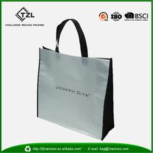 cheap reusable non woven shopping bags wholesale china