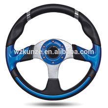pu 320mm/13inch racing car go kart sport used car steering wheel