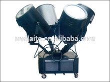 Outdoor four heads sky beam light / 4 beam searchlight